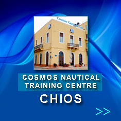 cosmos nautical training centre chios